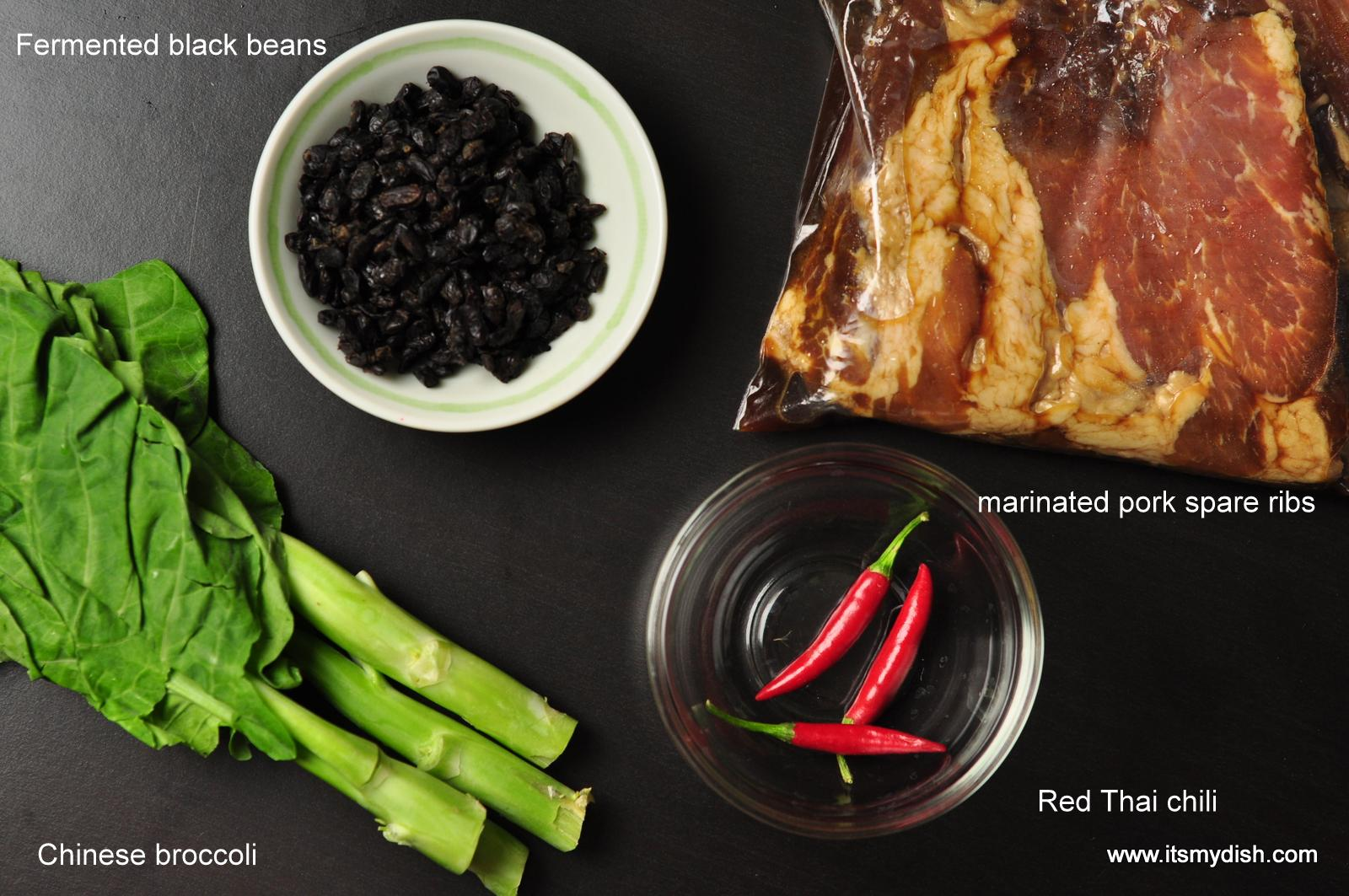 Mike vs Jeff – Sous Vide Challenge – Pork Ribs with black beans sauce