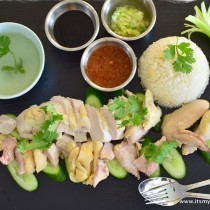 hainan chicken - final