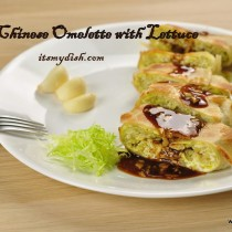 Chinese Omelette with Lettuce - final1