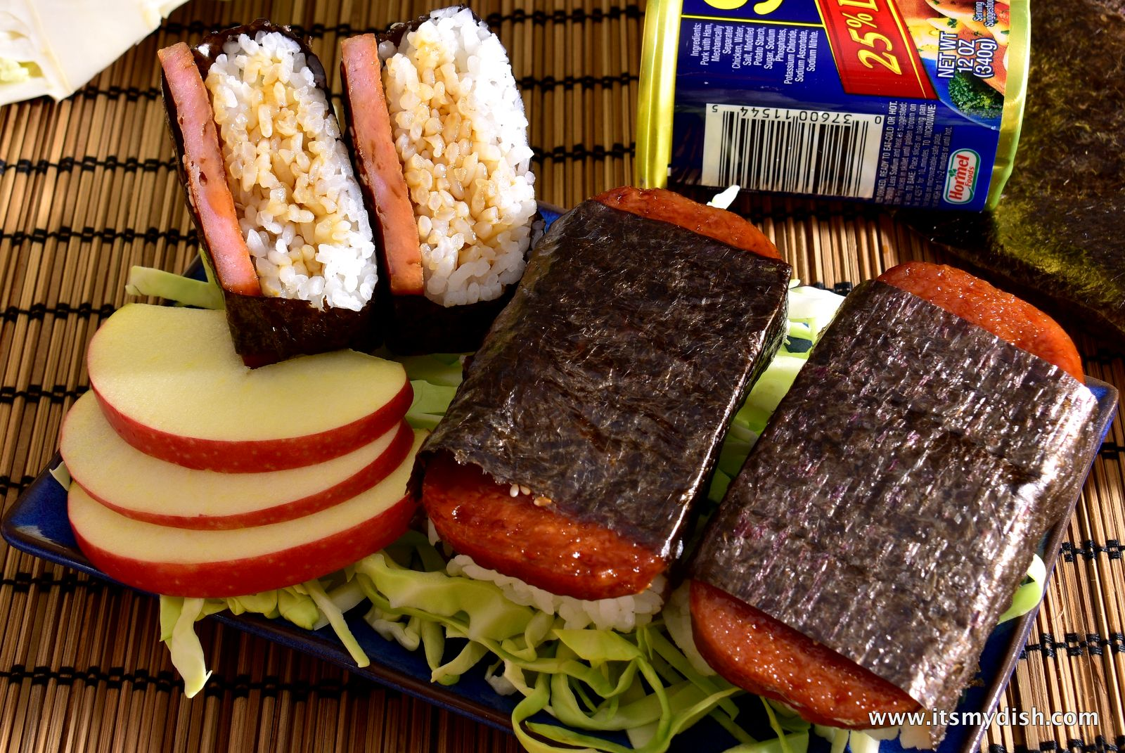 Spam Musubi It S My Dish